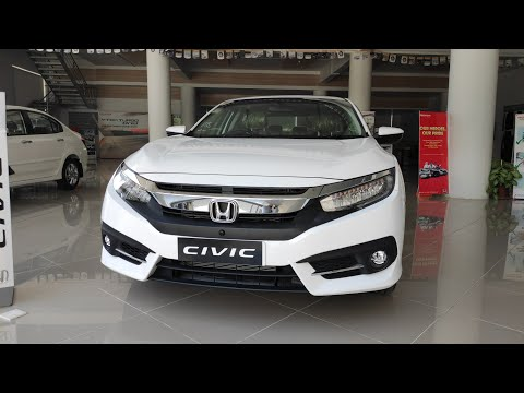 Honda Civic Oriel 1.8 i-VTEC 2020 Detailed Review | Price In Pakistan | Specs & Features