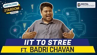 Interview With Badri Chavan aka Inzy Bhai | Unfolding Stardom E04 | Digital Commentary