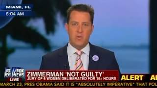 George Zimmerman Not Guilty – Fox News