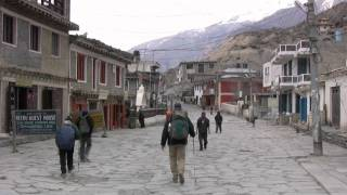 preview picture of video 'Annapurna Circuit - Dag 13 - Kagbeni - Marpha'
