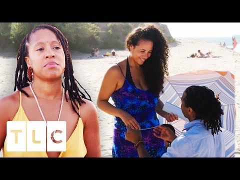 Dimitri Snowden Takes A Risk And Proposes To Vanessa | Seeking Sister Wife