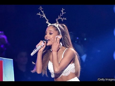 Love Me Harder - Ariana Grande (Live At Jingle Ball 2014) HD