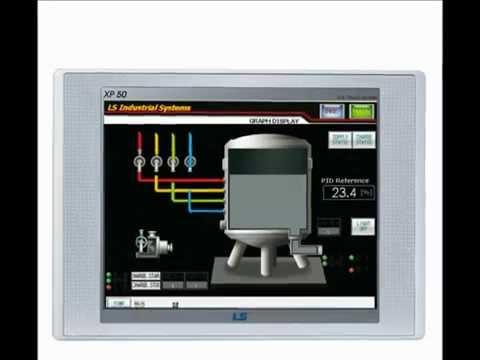 Panele operatorskie i dotykowe LSIS (XGT - XP10,XP30,XP40,XP50,XP70,XP80,XP90) - zdjęcie