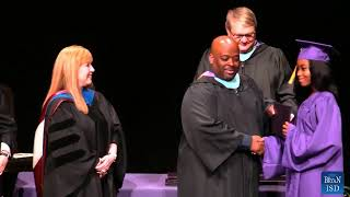 MC Harris May Graduation