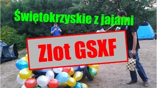 preview picture of video 'Zlot GSXF'