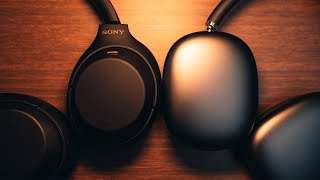 Airpods Max vs Sony WH-1000XM4 | It's Not Even Close