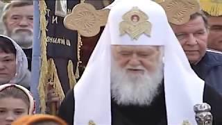 Освящение Храма Святой Троицы УПЦ КП в пос.Коцюбинское (Коцюбинське)