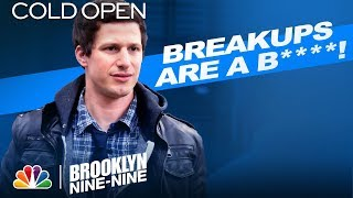 """Cold Open: Jake Needs to """"Cathart"""" His Brains Out - Brooklyn Nine-Nine"""