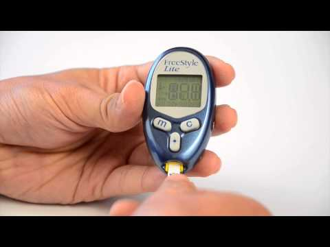 Măsurarea sângelui în diabetul zaharat