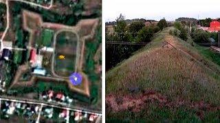 Заволжский вал и крепости звезды в Самарской области. Часть 1