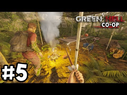 Green Hell Co-Op[Thai] #5 บุกป่าสำรวจศูนย์วิจัยลับ