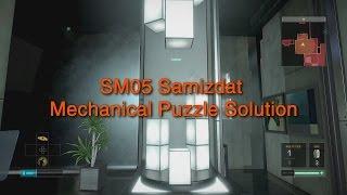 Deus Ex: Mankind Divided – SM05 Samizdat - Mechanical Puzzle Solution & Walkthrough