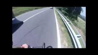 preview picture of video 'HAPPY IN....Roccastrada ....MARCIA VERDE...IL CIRCUITO INTERNAZIONALE ...time lapse'