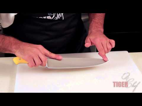 "10"" Chef Knife:  F. Dick 8144726"