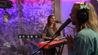 Young And Sick - Heartache Fetisch, Live bij 3voor12 Radio