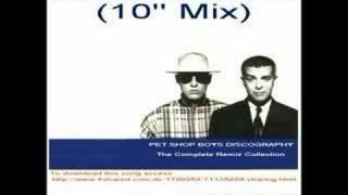 Pet Shop Boys   West End Girls (10'' Mix)
