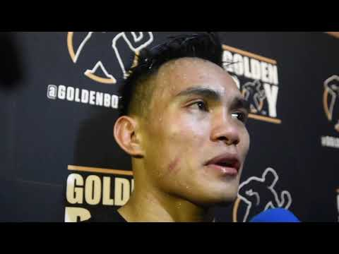 KING RYAN WOULD BE MY TOUGHEST FIGHT, HE HAS LOTS OF HEART SAYS ROMERO DUNO