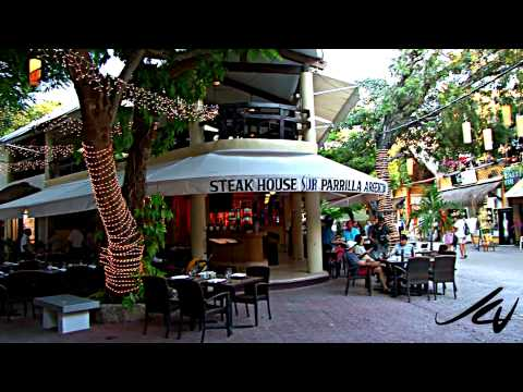 5th Avenue  tour – Playa Del Carmen Mexico