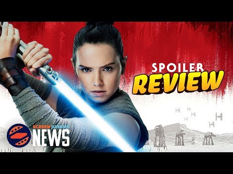 The Last Jedi: Did It Work? - Star Wars SPOILER REVIEW