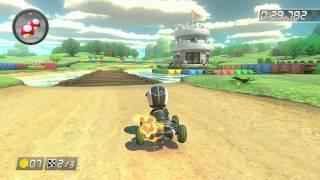 SNES Donut Plains 3 - 1:14.133 - ☆Twi☆ (Mario Kart 8 World Record)