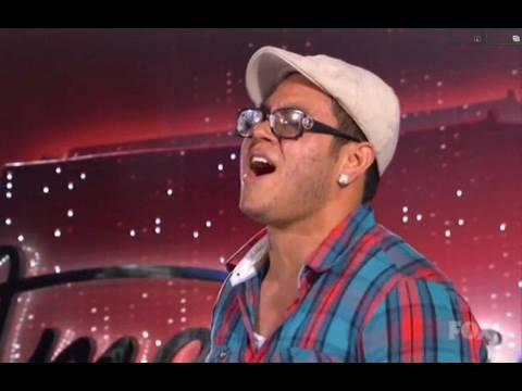 My Boy ANDREW GARCIA on AMERICAN IDOL!!! woo! (Vlog #67)