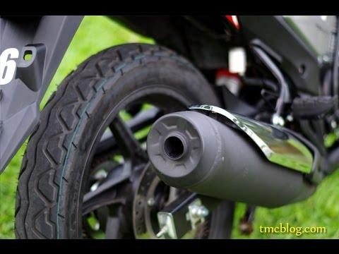 Suara Muffler Honda New Megapro FI - TMCBlog