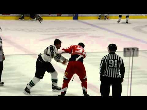 Alexandre Gauthier vs. Curtis Tidball