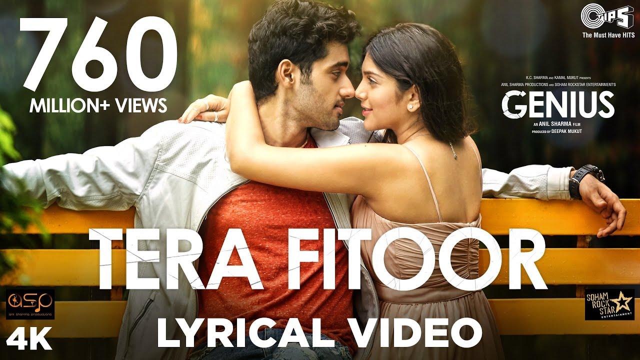Tera Fitoor lyrics in Hindi| Arijit Singh Lyrics