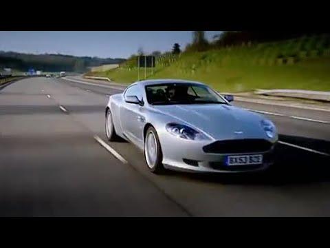 Aston Martin DB9 Race to Monte Carlo – Top Gear – BBC