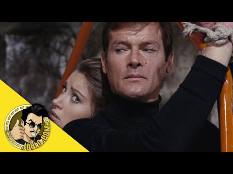 007 LIVE AND LET DIE - James Bond Revisited