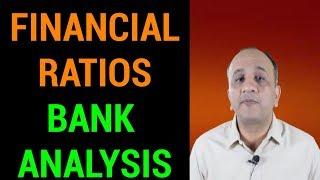 4 Key Financial Ratios for Banks - Banking Stocks Fundamental Analysis | Part 2