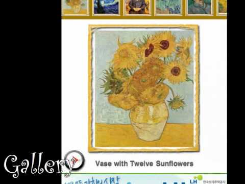 Video of Gogh Gallery & Puzzle