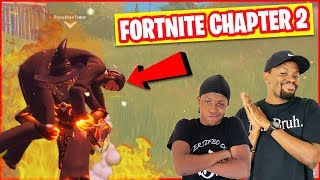 Fortnite Chapter 2 Is HERE!...And I'm Still Trash... (Fortnite Chapter 2 Fail Comp)