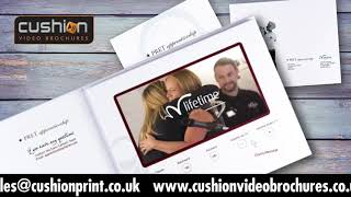 11 Reasons Why Cushion Video Brochures Are Successful