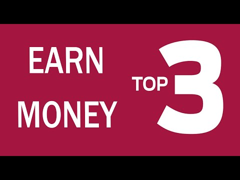 MONEY ON THE INTERNET! EARNINGS WITHOUT INVESTMENTS! CRYPTOCURRENCY 2020! TOP 3 SITES