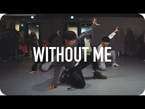 Without Me Halsey Koosung Jung Choreography Cover