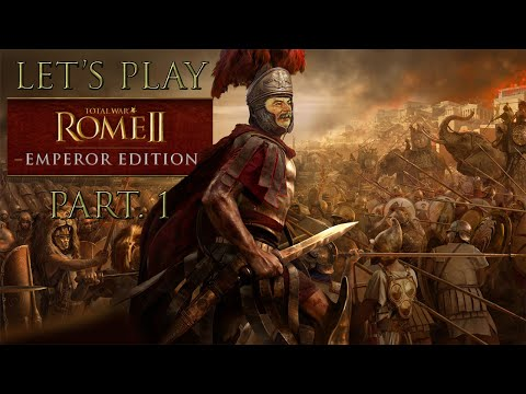Gameplay de Total War: ROME II - Emperor Edition