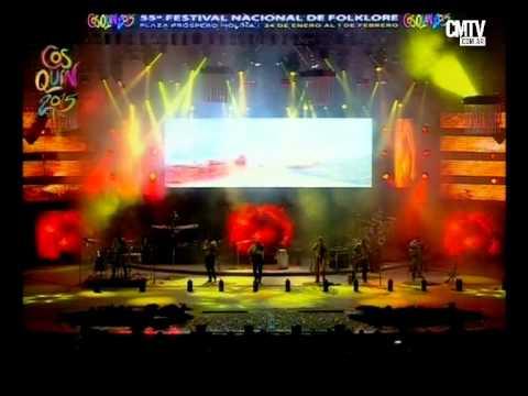 Los Tekis video Cosquín 2015 - Show Completo