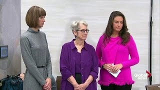 Women accusing Donald Trump of sexual misconduct calling on Congress to investigate