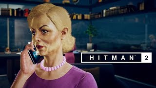 HITMAN 2 - Elusive Target #4 Full Mission Briefing
