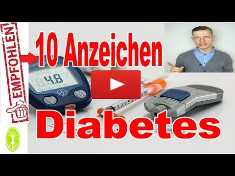 Diabetes und Juckreiz in den Anus