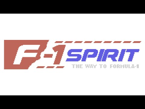 F-1 Spirit: The Way to Formula 1 (1987, MSX, Konami)