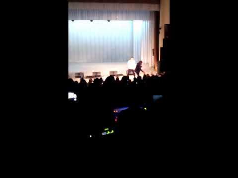 эльбрус джанмирзоев в волгограде 4.12.2016 бродяга