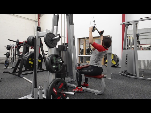 Parallel Grip Pulldown