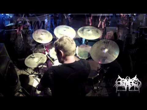 Sevared Records presents Brutality Reigns 2012 DVD sneak peak(Malformed)