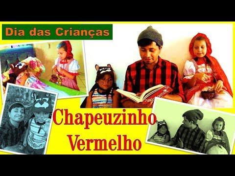 Chapeuzinho Vermelho   Dia das Crianças