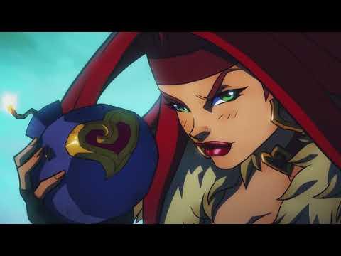 Battle Chasers: Nightwar Steam Key PC GLOBAL - zwiastun
