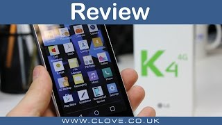 LG K4 Review