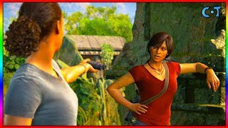 Nadine Talks About Drake - Uncharted: The Lost Legacy