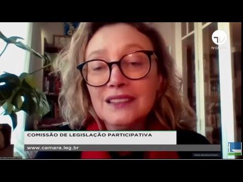 Comissão de Legislação Participativa - Fibromialgia - Síndrome da Desconexão - 14/05/21 - 16:05